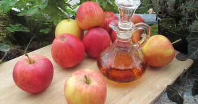 10 powodów dlaczego warto stosować ocet jabłkowy